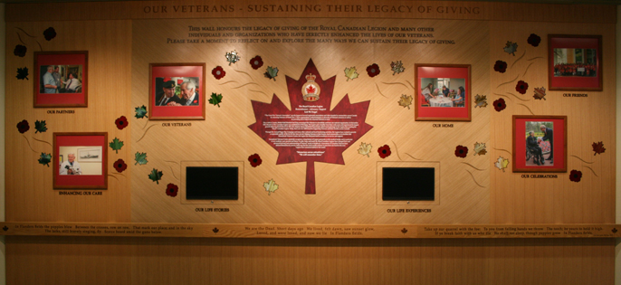 Sunnybrook-Wall of Honour